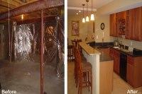 Unfinished Basement Tips  Home Decor