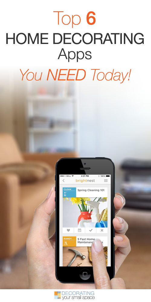 6 Top Home Decorating Apps You Need Today!  Decorating