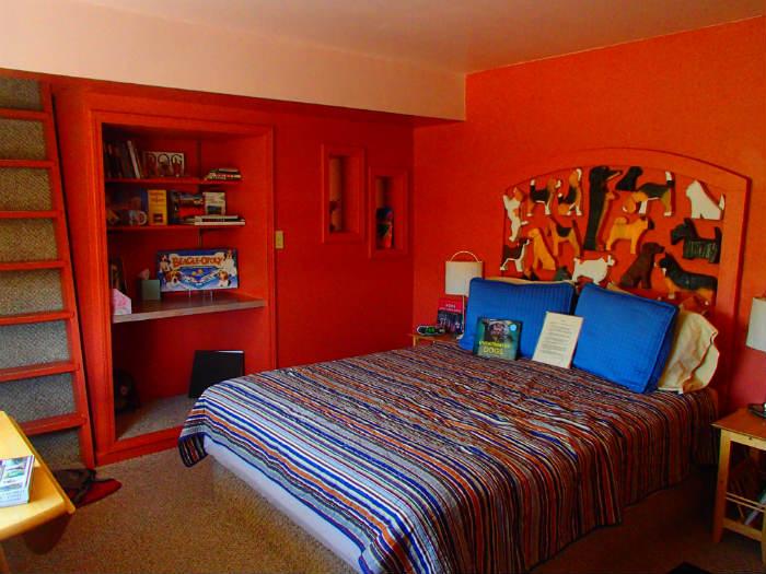 Το υπνοδωμάτιο του Dog Bark Inn