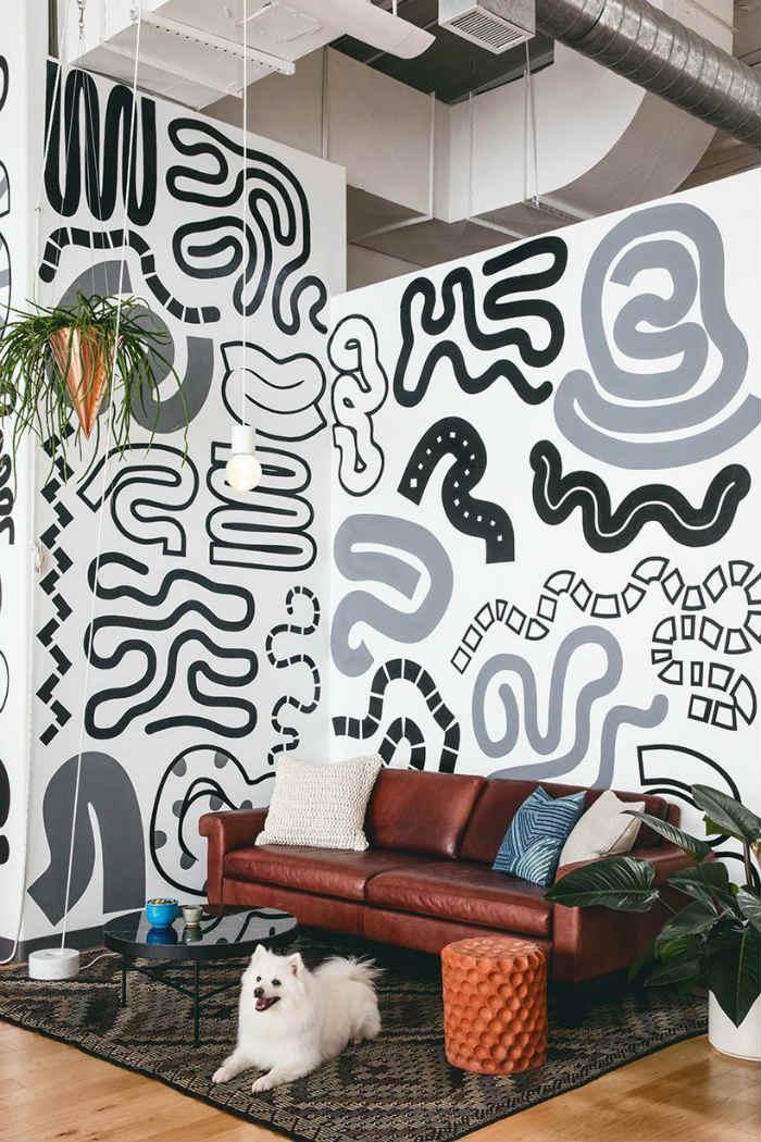 Η εταιρεία υψηλής τεχνολογίας Figma πόνταρε στην Σκανδιναβική διακόσμηση.