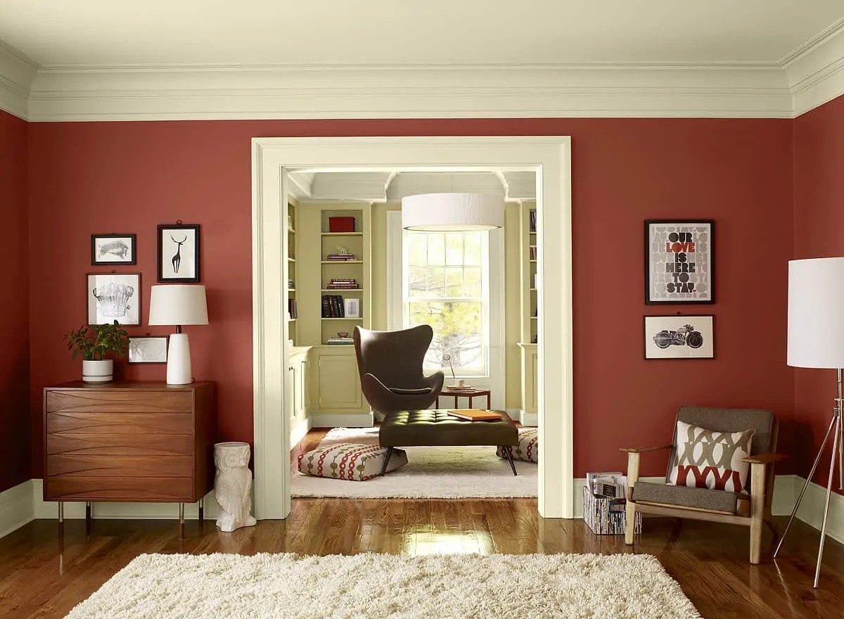 paint options for living room modern curtain styles ideas with the proper color decoration channel stylish