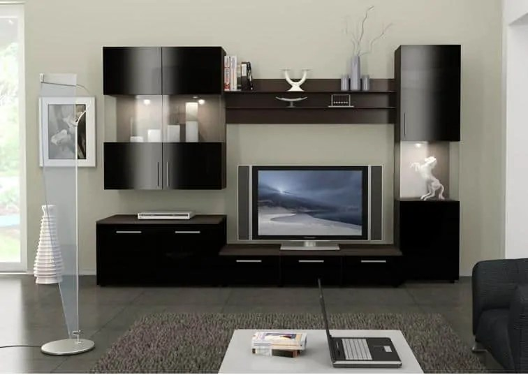 Varied Wall Units Design For You