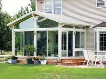 Great Sunroom Ideas for Perfect Look - Decoration Channel