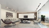 Contemporary Living Room Ideas - Decoration Channel