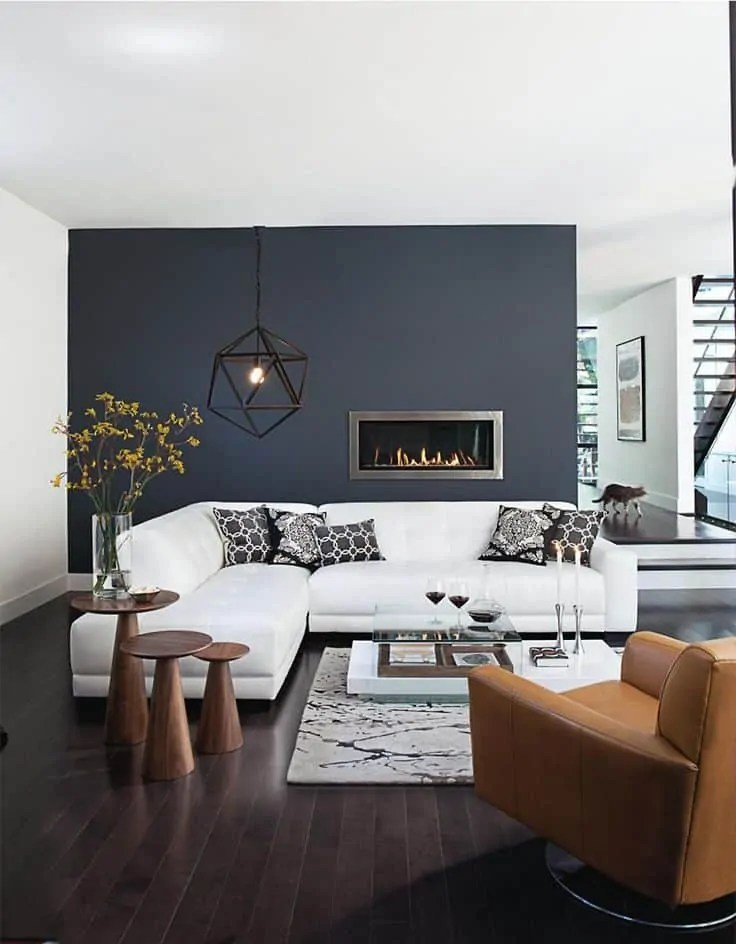 living rooms modern contemporary room 25 ideas decoration channel for narrow space