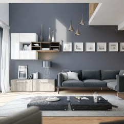 Modern Living Rooms Ideas Room Wall Decor 25 Decoration Channel In Gray Theme