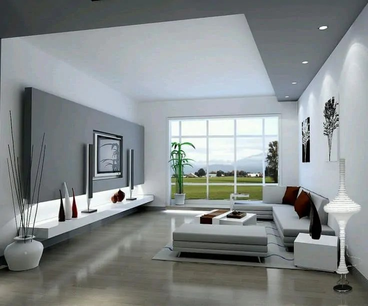 nice decoration for living room floor rugs 25 modern ideas channel white with gray interior