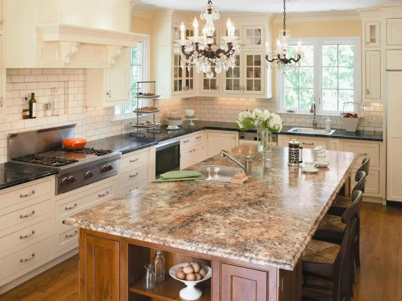 kitchen counter tops moving island how to choose the best countertop decoration channel most durable countertops