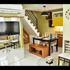 Living Room Design 2018 Philippines Ideas For Furniture In Small Coming Up With Row House Interior Decoration Channel