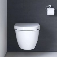 Wall Mounted Toilet for Modern Bathroom Ideas - Decoration ...