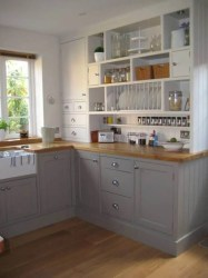 kitchen designs floor cabinets neat space wooden organized bigger inspiration decoration minimalism minimalist among colours featuring lines clean favorite help