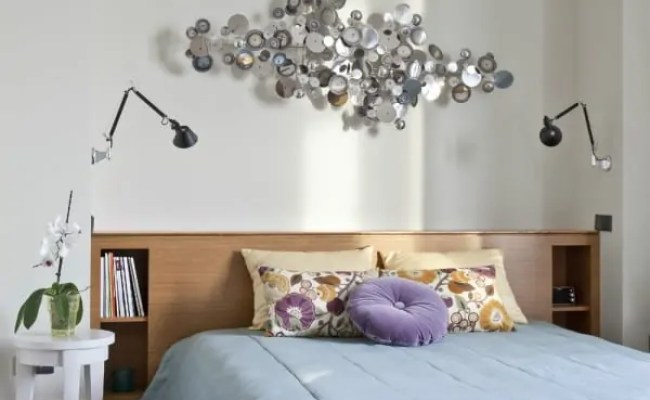 Stylish And Inspiring Bedroom Wall Decor Ideas