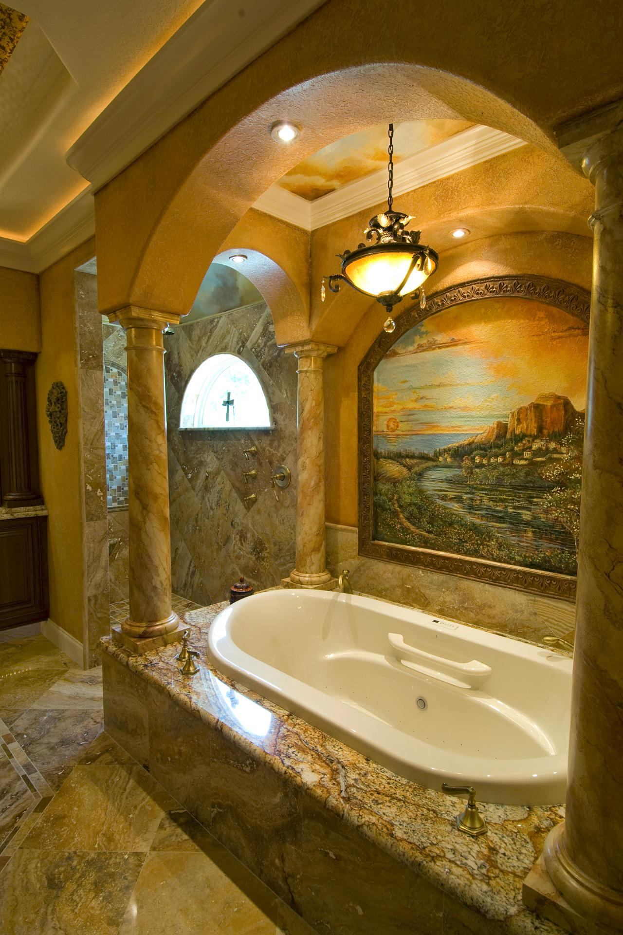 If you are looking for inexpensive bedroom decorating ideas, check out these great pieces for under $100. 25 Mediterranean Bathroom Design Ideas - Decoration Love