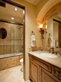Mediterranean Bathroom Design Ideas
