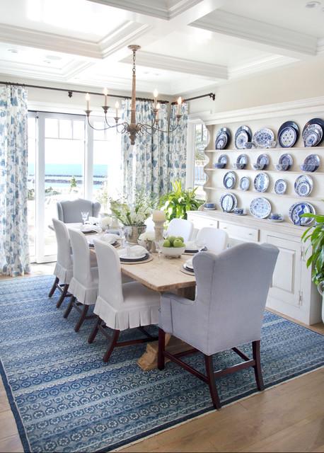 25 Beach Style Dining Room Design Ideas  Decoration Love