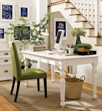 Eclectic Home Office Design Ideas