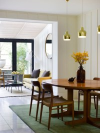 Modern Contemporary Dining Room Design