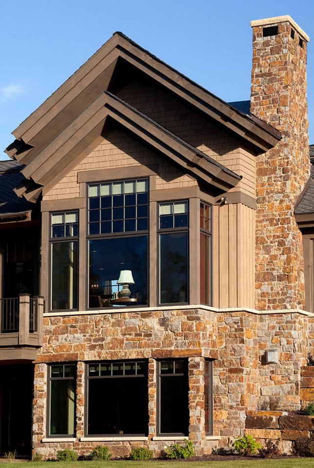 25 Amazing Rustic Exterior Design Ideas  Decoration Love