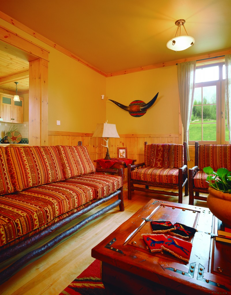 interior color design for living room window curtains ideas rustic southwestern