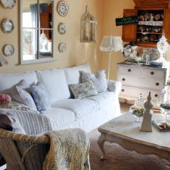 Shabby Chic Living Room Chairs Pink Adirondack Cottage