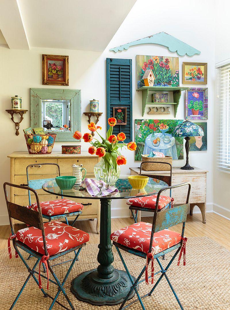 25 ShabbyChic Style Dining Room Design Ideas  Decoration Love