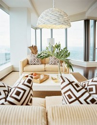 25 Tropical Living Room Design Ideas - Decoration Love