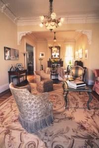 Victorian Living Room Design