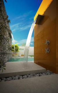 modern outdoor bathroom designs