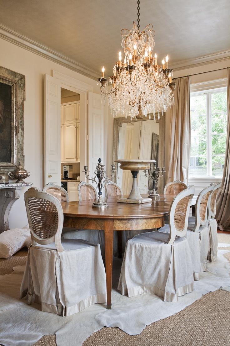 25 ShabbyChic Style Dining Room Design Ideas  Decoration