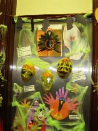 Halloween Door Decorating for Classroom