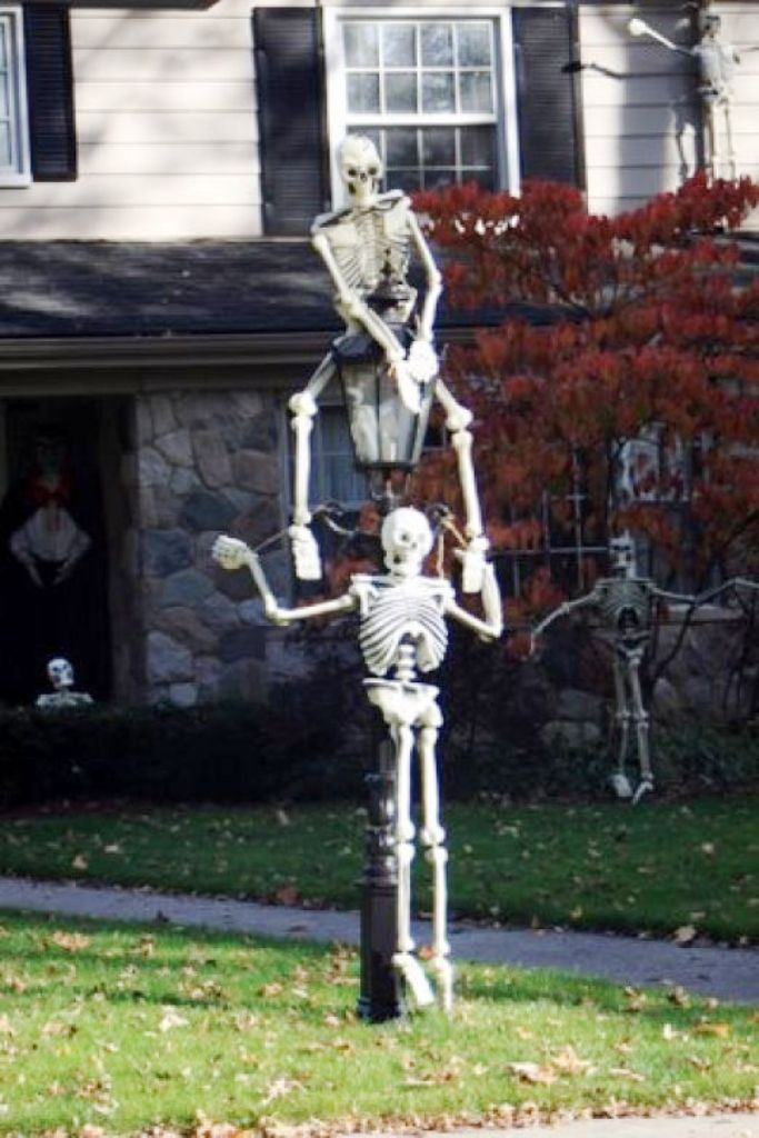 Halloween Yard Decor Ideas