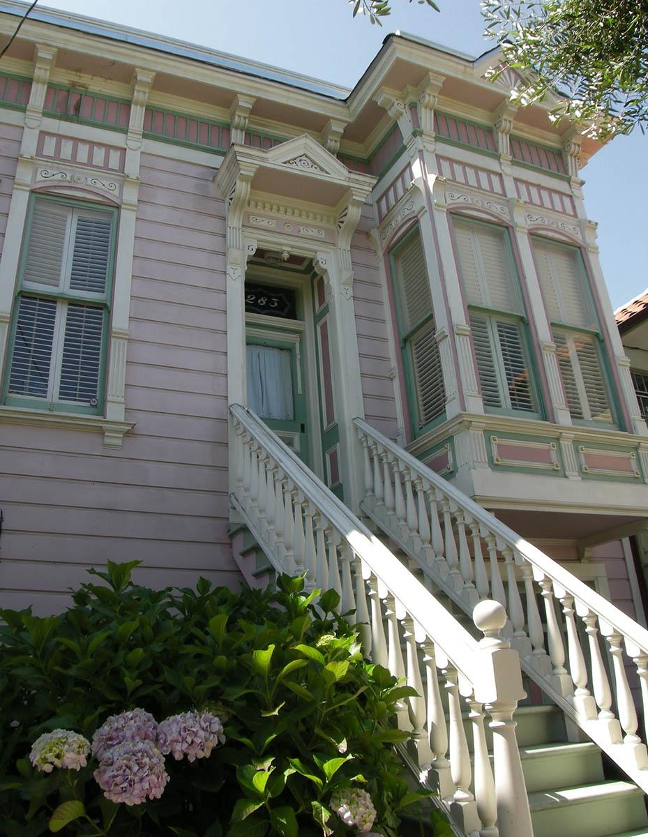Victorian Exterior House Paint Color Schemes