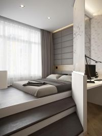 Apartment Modern Bedroom Design