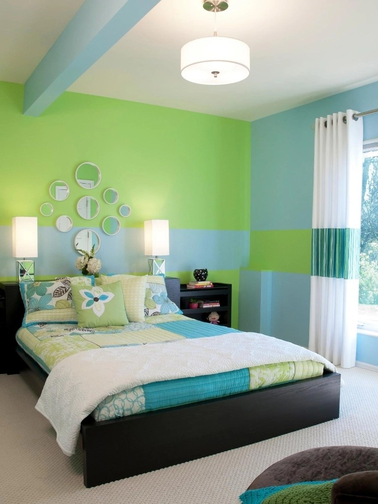 15 Awesome Green Bedroom Design Ideas  Decoration Love