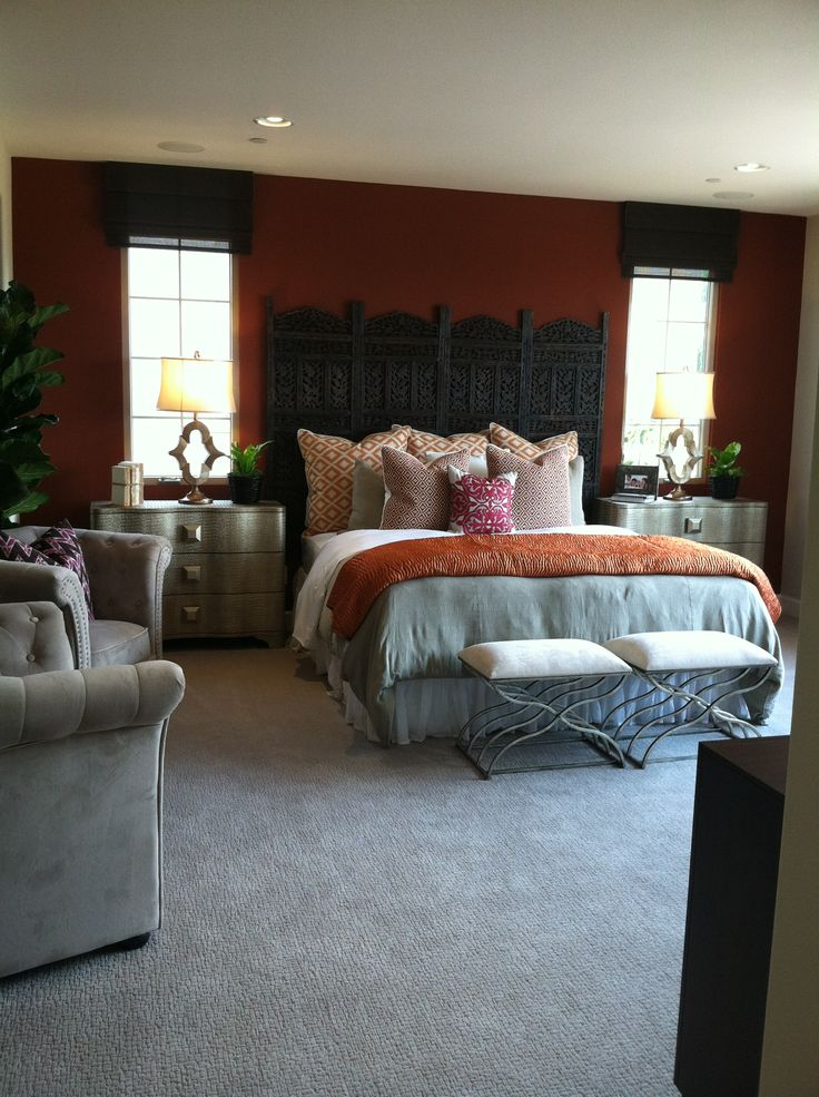 Elegant Master Bedroom Decorating Ideas