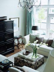living room rooms spaces space furniture colors inspiration amazing decorating calming aqua ottoman solutions using arrangement decor turquoise light designs