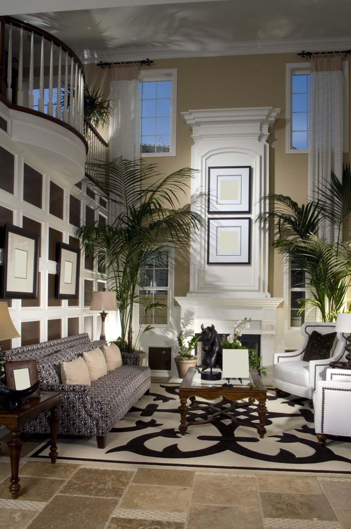 27 Awesome Big Living Room Design Ideas - Decoration Love