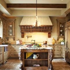 Decorating Kitchens Home Depot Kitchen Garbage Cans Old World Tuscan Kitchen...