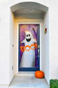 Walmart Halloween Door Decorations