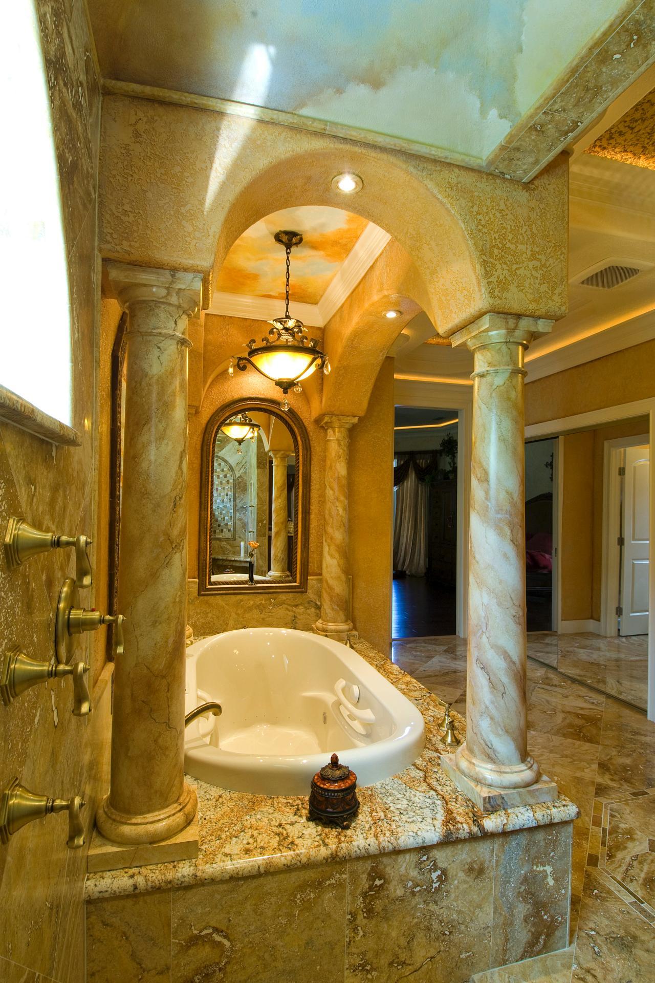 25 Tuscan Bathroom Design Ideas Decoration Love