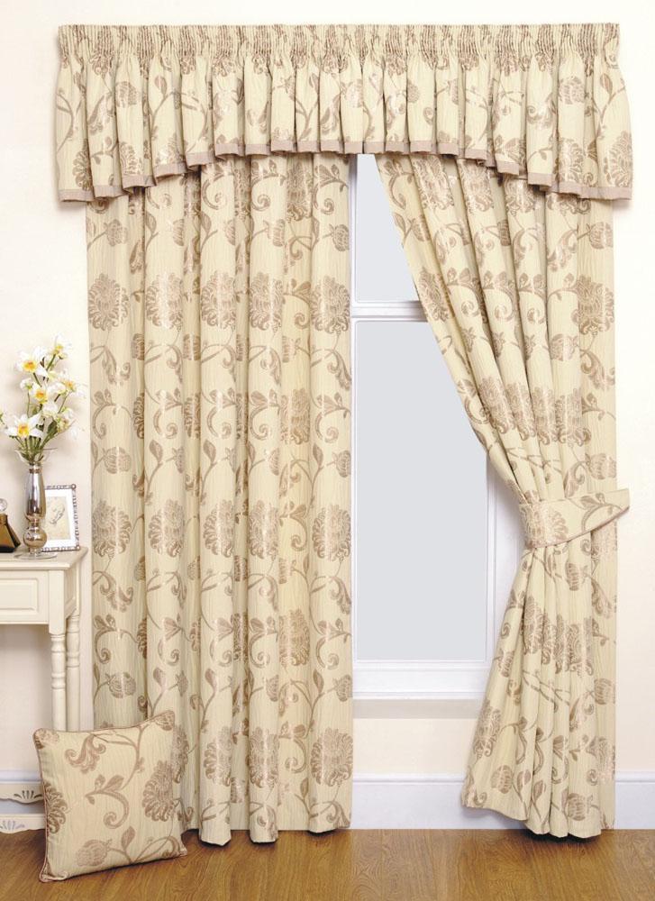 Elegant Living Room Curtains Designs