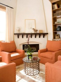 orange-living-room-with-chairs