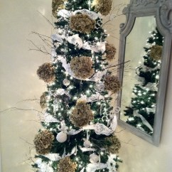 Ideas To Decorate Living Room Cheap Window Treatments With Blinds Chandelier-crystal-christmas-tree-on-a-budget