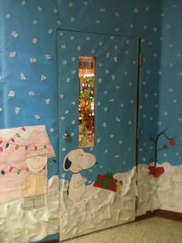charlie-brown-christmas-door-decorations