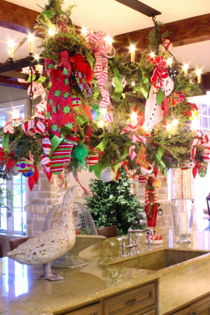 Top 40 Christmas Decorations Ideas For Kitchen