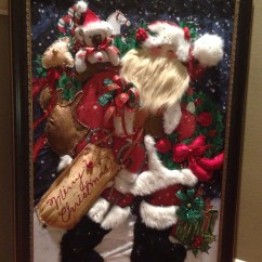 Primitive Decorating Ideas For Living Room Pictures Of Rooms With No Fireplace Christmas-wall-decoration-crafts-design