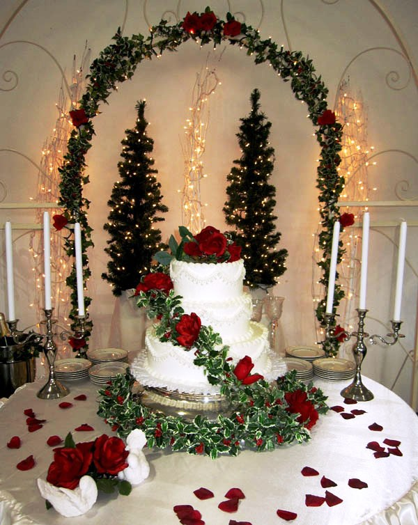 30 White Christmas Decorations For Wedding Decoration Love