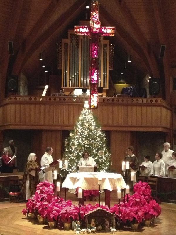 40 Inspirational Church Christmas Decorations Ideas  Decoration Love