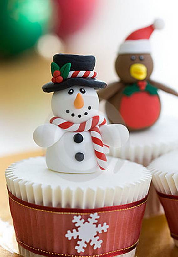 brilliant ideas for decorating your living room fun chairs rooms easy-christmas-cupcake-decorating-ideas