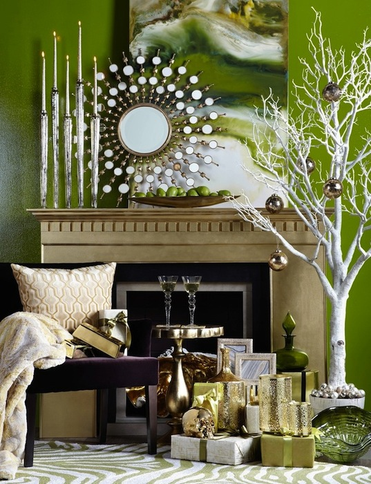 42 Modern Christmas Decorations Ideas For Delightful